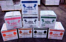 Lutz is the Leader in Quality Palm & Citrus food. For most outdoor Palm trees and larger palm bushes using the Lutz palm fertilizer spikes are the best way to feed your Palms and Citrus trees.  We also feel it has the very best formulation of nutrients to use. Because it is slowly released you will only need to fertilize twice a year. Using this method we recommend in February & August. Hooked On Palms is proud to be a Master Distributor of Lutz fertilizers in the Pacific NW.