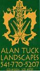 ALAN TUCK  LANDSCAPES,  Alan serves the Rogue Valley in Southern Oregon. Give Him a call at 541-770-5207.  Alan Tuck Landscapes is a business partner with Hooked On Palms which allows them to sell you palms and other plants at great prices. If they don't have the exact Cold hardy palms you want in stock they can get them along with Cold hardy, bananas, bamboo, other exotic plants and specialty fertilizers to keep your plants healthy in our Southern Oregon environment. They also are experts on the proper pruning, planting and care of Palms for the RogueValley.